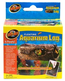 Zoo Med Floating Aquarium Log Large