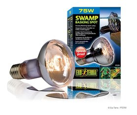 Exo Terra Swamp Glo lamp 75 watt