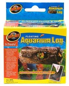 Zoo Med Floating Aquarium Log Mini