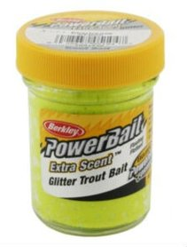 Powerbait: Chartreuse