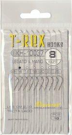 TFT Onderlijnen T-Rex Maat 8/ 0.14mm Wasmot