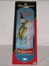 Budweiser Thermometer