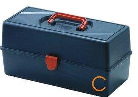 Vis Koffer 3 Ladig