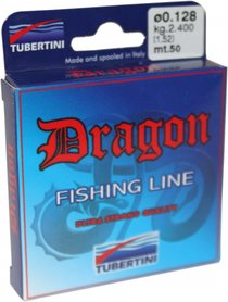 Tubertini Dragon Fishing Line Ultra Strong 0,12 mm