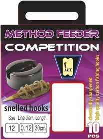 Method Feeder Competition onderlijnen haak 8