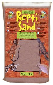 Zoo Med Repti Sand Natural Red 4,5 Kilo