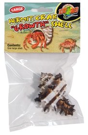 Zoo Med Hermit Crab Growth Shell Large