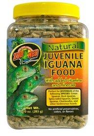 Zoo Med Natural Juvenile Iguana Food 11,35 Kilo