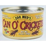 Zoo Med Can O'Mini Crickets