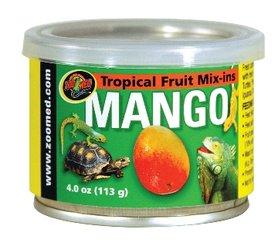 Zoo Med Tropical Fruit Mix Mango