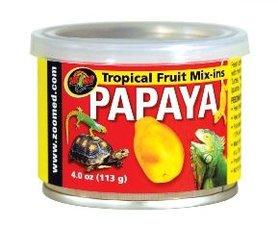 Zoo Med Tropical Fruit Mix Papaya