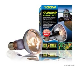 Exo Terra Swamp Glo lamp 100 watt