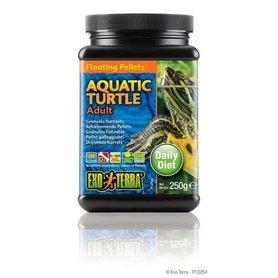 Exo terra Aquatic Turtle Pellets Adult 250 gram