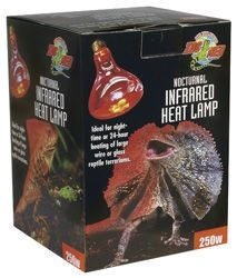 Zoo Med Nocturnal Infrared Heat Lamp 75 Watt