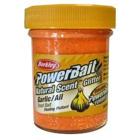 Powerbait: Fluo Orange Garlic