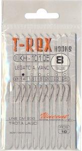 TFT Onderlijnen T-Rex Maat 6/0.18mm Deeg