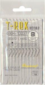 TFT onderlijnen T-Rex Maat 4/ 0.20 mm Wasmot