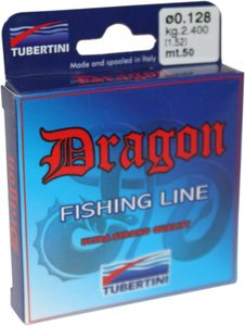 Tubertini Dragon Fishing Line Ultra Strong 0,11 mm