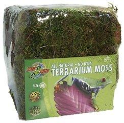 Zoo Med Terrarium Moss Large 2,3 Liter