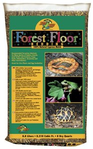 Zoo Med Forrest Floor Bedding 8,8 Liter
