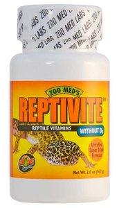 Zoo Med Reptivite zonder D3  Vitaminen 227 Gram