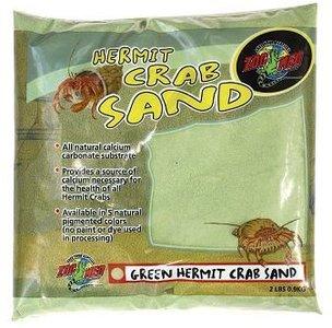 Zoo Med Hermit Crab Sand Geel 900 Gram