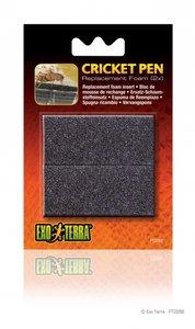 Exo Terra Replcament Sponge voor de Cricket pen