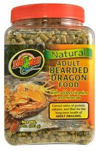 Zoo Med Natural Adult Bearded Dragon Food 283 Gram