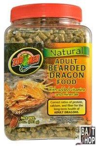 Zoo Med Natural Adult Bearded Dragon Food 567 Gram