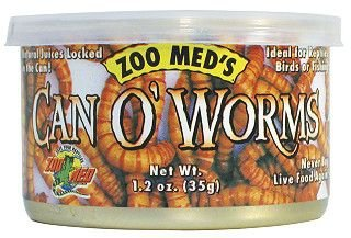 Zoo Med Can O'Worms