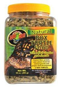 Zoo Med Natural Box Turtle Food 283 Gram