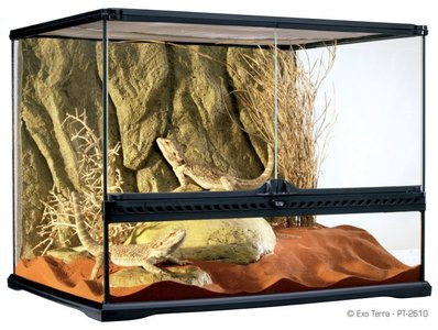 Exo Terra Natural Terrarium Medium Wide