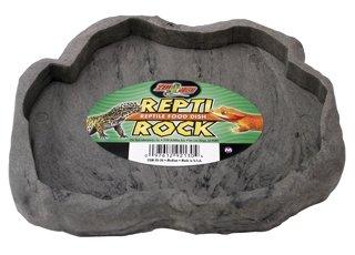 Zoo Med Repti Rock Food Dish Medium