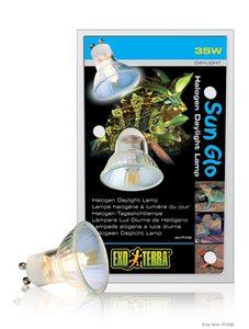 Exo Terra Sun Glo Halogen Lamp 35 Watt