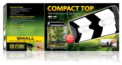 Exo Terra Compact top Medium