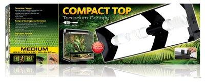 Exo Terra Compact top Large