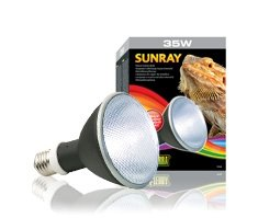 Exo Terra Sunray Metal Hide lamp 35 watt