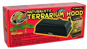 Zoo Med Naturalistic Terrarium Hood 30 cm 1 x 60 Watt
