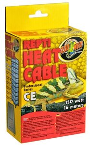 Zoo Med Repti Heat Cable 12 Meter