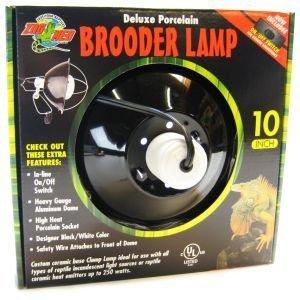Zoo Med Deluxe Porcelain Brooder Lamp