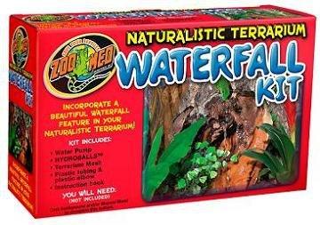 Zoo Med Naturalistic Waterfall Kit