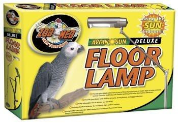 Zoo Med Avian Sun Floor Lamp