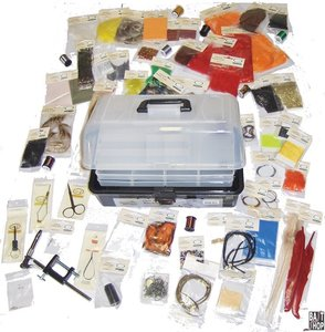 Fly Fishing Collection XXL Fly tying Kit
